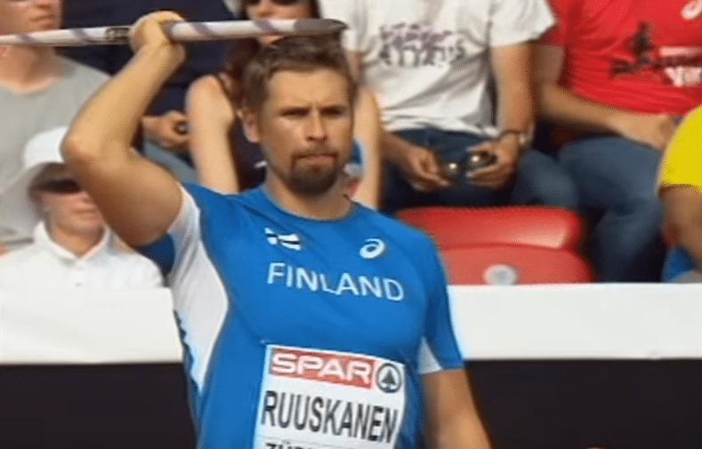Antti Ruuskanen kiskaisi EM-finaaliin - Oliver Helander jäi karsintaan