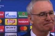 Leicester antoi potkut Claudio Ranierille