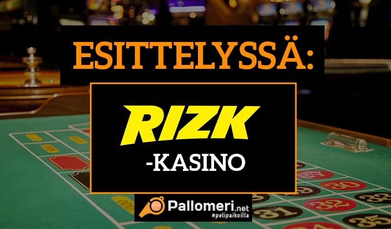 rizk-kasinoesittely-bonus / Pallomeri.net