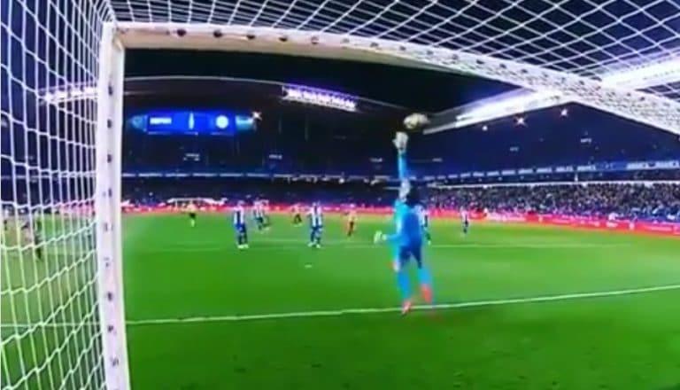 Antoine Griezmann viimeisteli jumalaisen maalin La Ligassa