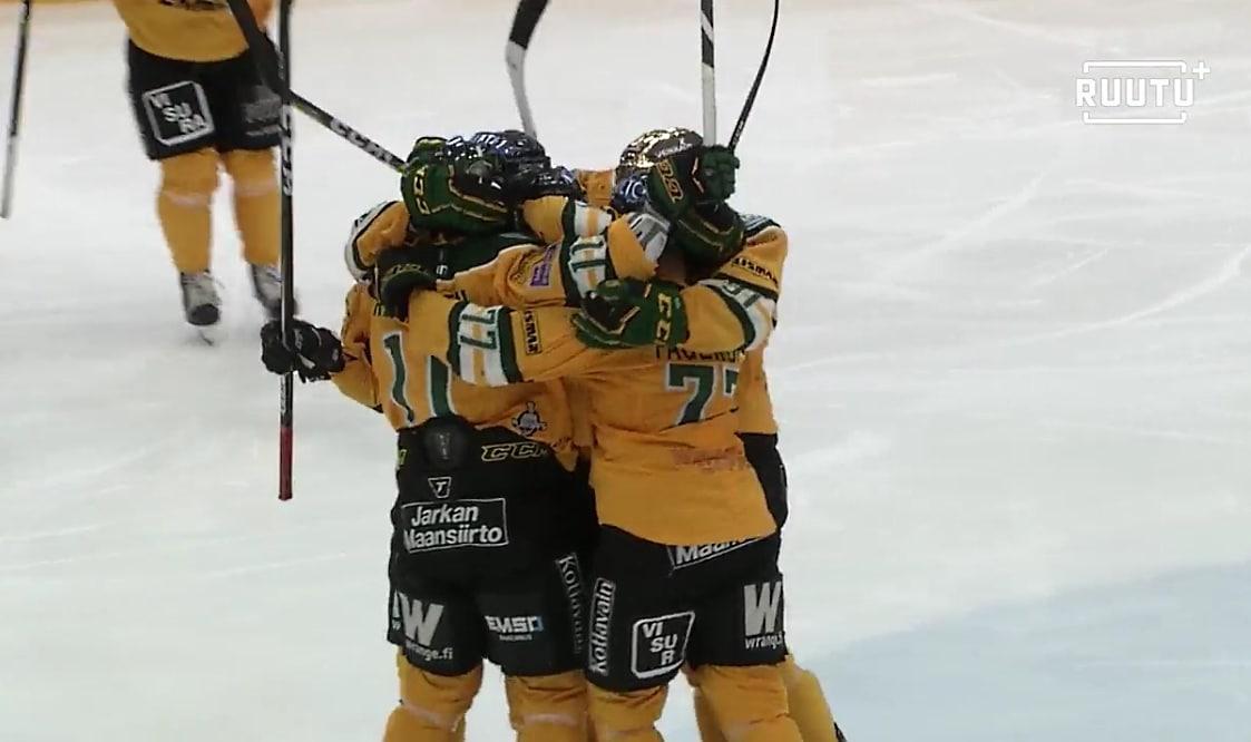 Ilves-juniorilta mykistävä esitys – takoi neljä maalia Tapparan verkkoon