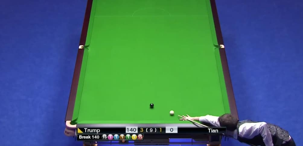 Judd Trump snooker China Open / Pallomeri.net