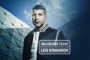Voita VIP-liput futisfinaaliin Leo Komarovin kanssa!