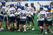 Pallomeri.net sponsoroi Suomen lacrossemaajoukkuetta kesän EM-kisoissa
