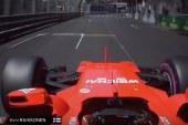 Video: Kimi Räikkönen ajoi kaikkien aikojen nopeimman kierroksen Monacossa