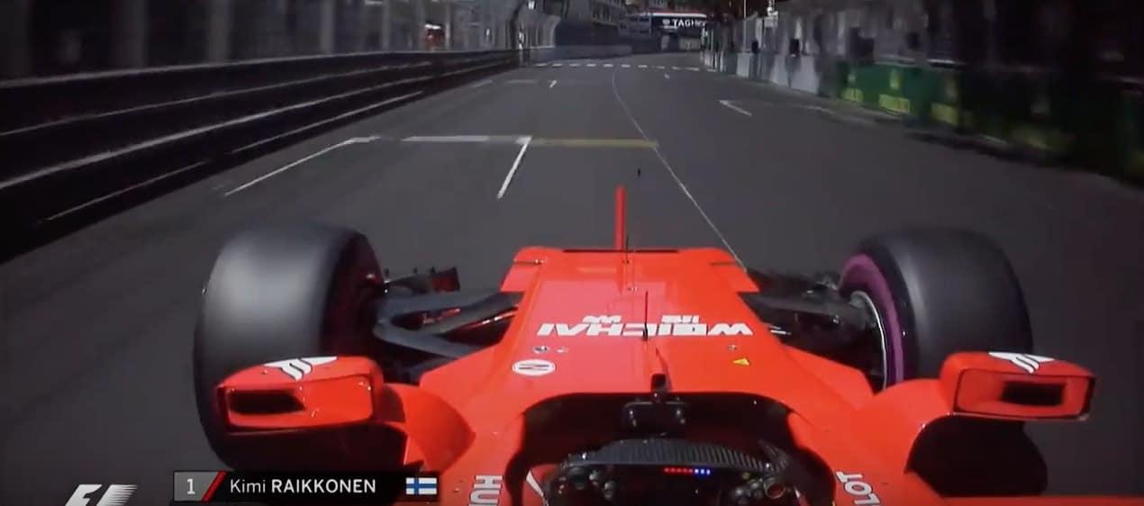 Kimi Räikkönen Ferrari F1 / Pallomeri.net
