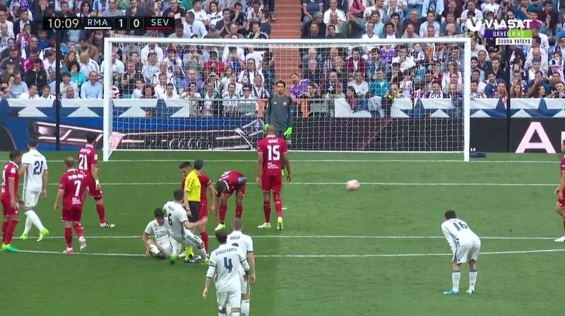 Klassikkovideo: Real Madrid teki toissa kauden erikoisimman maalin - Nacholta mahtava oivallus