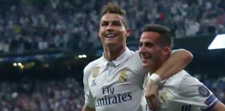 maailman suosituimmat urheilijat Real Madrid urheilukalenteri FIFA UEFA Ronaldo Real Madrid UCL / Pallomeri.net