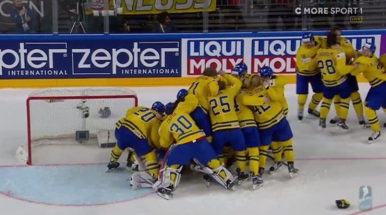 Tre Kronor sai ikäviä uutisia – kolme NHL-pelaajaa jää loukkaantumisen takia pois MM-kisoista