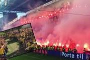 Video: Tanskan cup-finaalissa huikea tunnelma stadionilla ja sen ulkopuolellakin