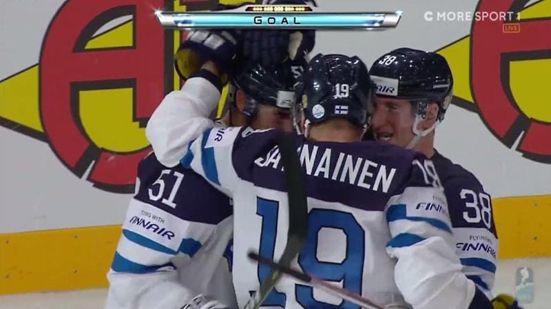 Suomi-Kanada näkyy ilmaiseksi – tässä MM jääkiekon live stream