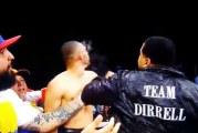 Video: Nyrkkeilijän setä tirvaisi vastustajaa ottelun jälkeen täysin puskista