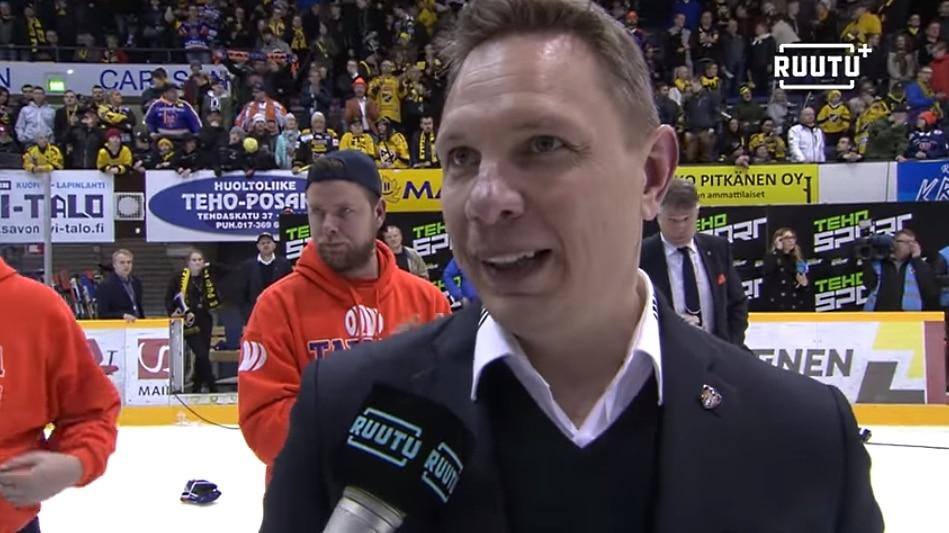 Jussi Tapola nousee Tapparan päävalmentajaksi ensi kauden jälkeen – Jukka Rautakorpi siirtyy urheilujohtajaksi