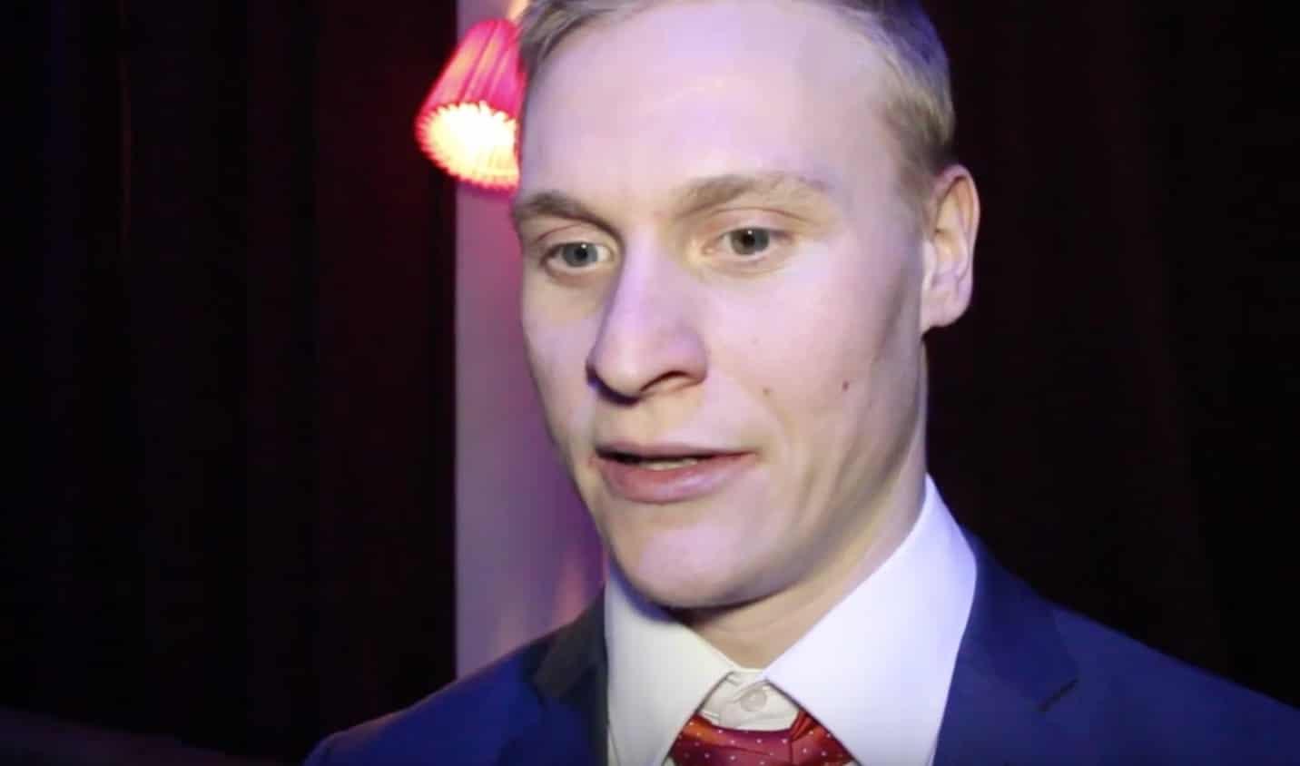 Olli Palola Jokerit KHL / Pallomeri.net