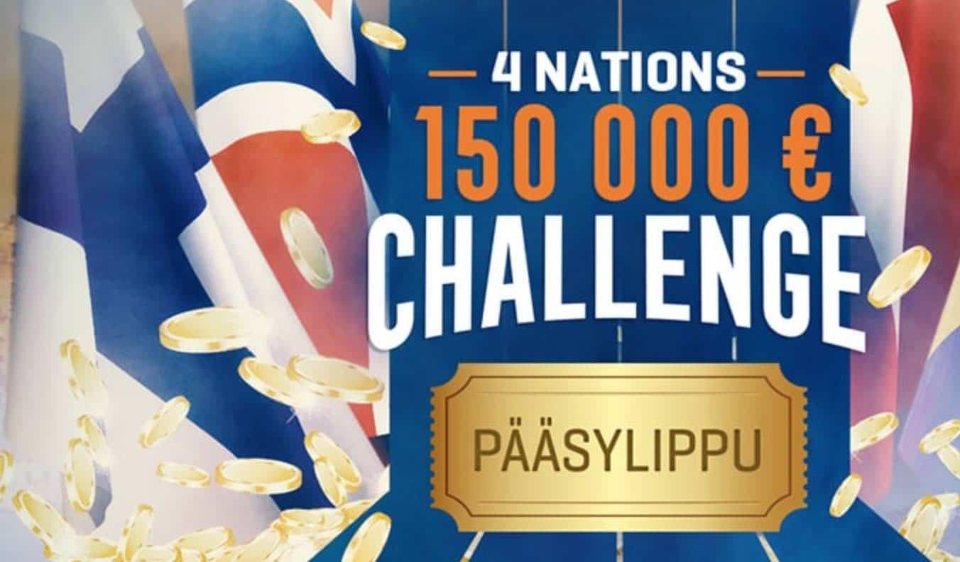 Pohjoismaat kisaavat kasinolla – pääpalkintona muhkeat 150 000 euroa