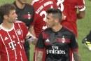Video: AC Milan nöyryytti Bayern Münchenia – kolmas maali syntyi upean syöttökuvion päätteeksi