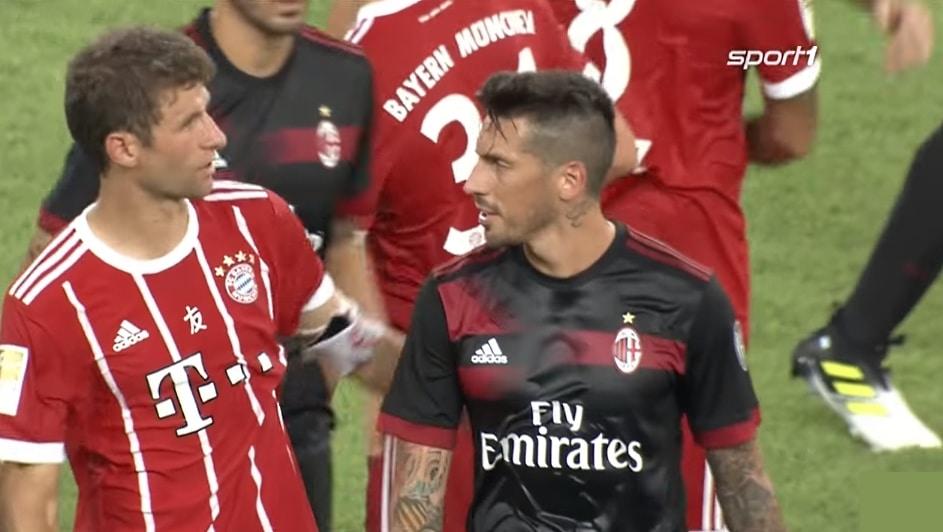 AC Milan nöyryytti Bayern Münchenia - kolmas maali syntyi upean syöttökuvion päätteeksi