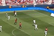 Video: Anthony Martial järjesteli fantastisen maalin Real Madridia vastaan