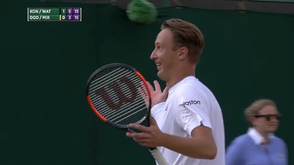 Henri Kontinen Wimbledon 2017 - pallomeri.net