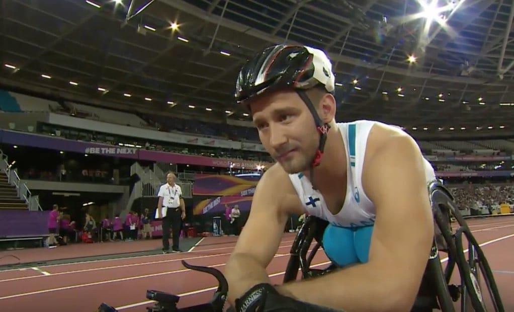 Henry Manni voitti EM-kultaa uudella kisaennätyksellä!