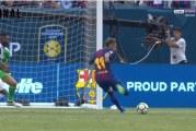 Video: Neymar kisutteli huikean osuman Juventuksen verkkoon