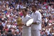 Roger Federer teki historiaa – kahdeksas Wimbledon-voitto on tosiasia!