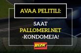 Avaa pelitili – saat kourallisen Pallomeri.net-kondomeja!