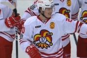 Eeli Tolvanen valittiin taas KHL:n viikon tulokkaaksi