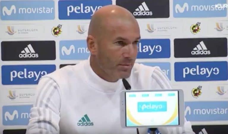 """Zidanelta tyly viesti Gareth Balelle – """"Jos hän lähtee huomenna, se on vielä parempi"""""""