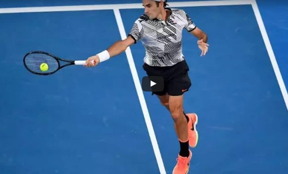 Roger Federer tänään 36 vuotta - tässä videoita mestarista