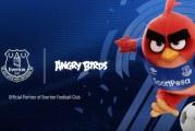 Everton teki uuden yhteistyösopimuksen – Angry Birds -logot seuran peliasuihin