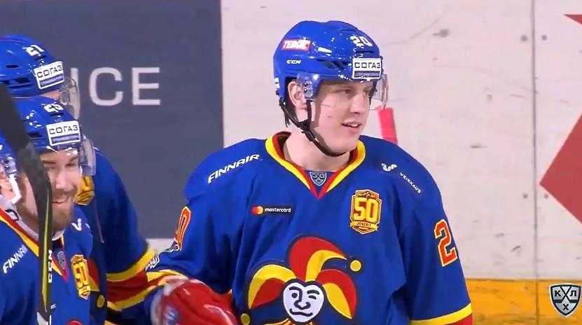 KHL-pudotuspelit urheilukalenteri Jokerien voittoputki Jokerit Eeli Tolvanen - Pallomeri.net