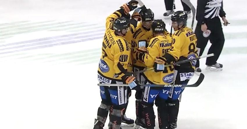 KalPa nollasi Magnitogorskin Spengler Cupissa – nappasi paikan välieriin