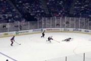 Video: Jori Lehterä iski upean alivoimamaalin Flyers-debyytissään
