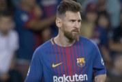 Video: Lionel Messi on mahdottomassa vireessä – nyt neljä maalia Eibarin verkkoon