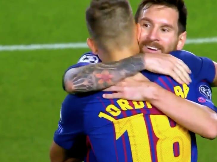 Lionel Messi Barcelona Juventus / Pallomeri.net