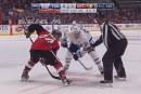 Video: NHL:n tuore aloitussääntö näytti heti nurjan puolensa