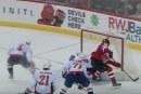 Video: Viime kesän 1. varaus Nico Hischier veivasi näyttävän maalin Devils-debyytissään