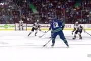 Video: Vegas Golden Knights murskasi Vancouver Canucksin – Olli Juoleville rajua kritiikkiä