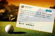 PGA Tourin pelaajat yhdistivät voimansa Texasin myrskyuhrien puolesta