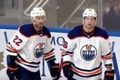 Video: Edmontonin Iiro Pakarinen on liekeissä – osui kahdesti Vancouverin verkkoon