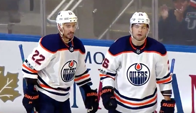 Iiro Pakarinen Edmonton NHL / Pallomeri.net