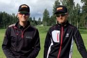 """Golfaaja Peter Puhakka hakee loppukiriä kauteen: """"Pelätä ei saa"""""""