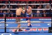 Nyrkkeilyn superottelussa kohun nostattanut tuomari hyllytettiin