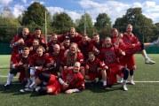 Turku Titans voitti lacrossen seurajoukkueiden Euroopan mestaruuden