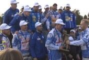 Vimpeli voitti toisen peräkkäisen pesäpallon Suomen mestaruuden!
