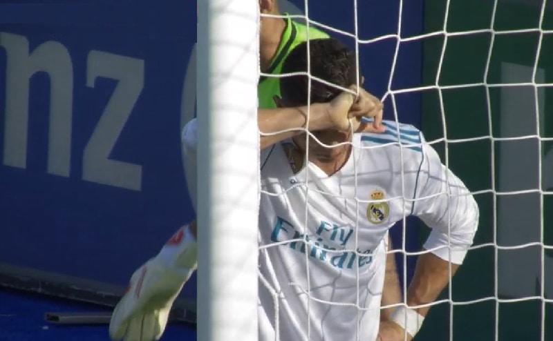 Ronaldo raivostui Modricin valinnasta –