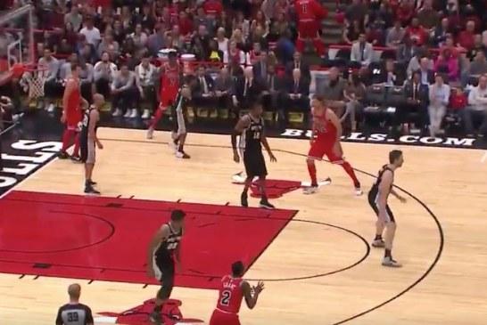 ESPN: Chicago Bullsin harjoituksissa kuohui – Robin Lopez heitettiin ulos treeneistä