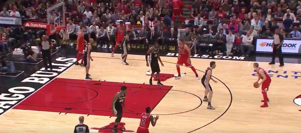 Lauri Markkanen Chicago Bulls NBA / Pallomeri.net