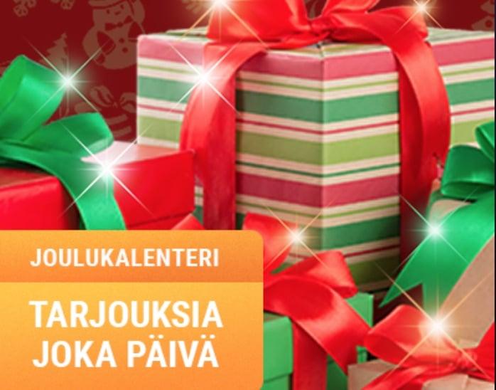 Nyt rävähtää – Coolbetin joulukalenterissa tarjolla jokaiselle 5 euron ilmainen vedonlyöntibonus